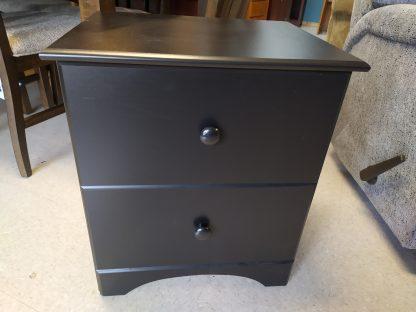 NEW! Black 6 Drawer Dresser Base 3