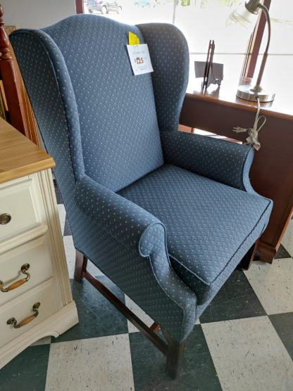 BLUE WING CHAIR 2