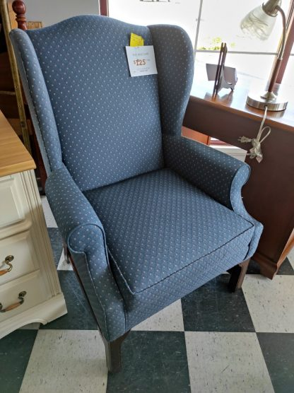 BLUE WING CHAIR 1