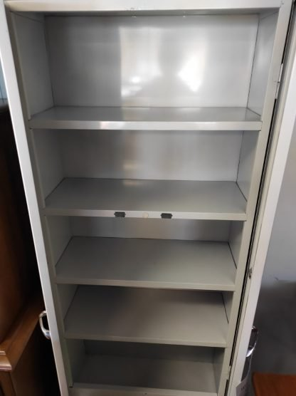 METAL UTILITY CABINET 2