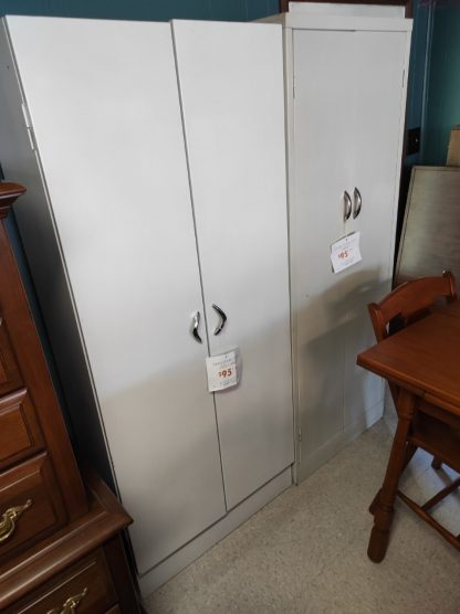 METAL UTILITY CABINET 1