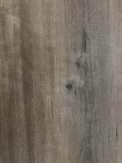 WEATHERED GRAY DOUBLE BARN DOOR TV STAND 4