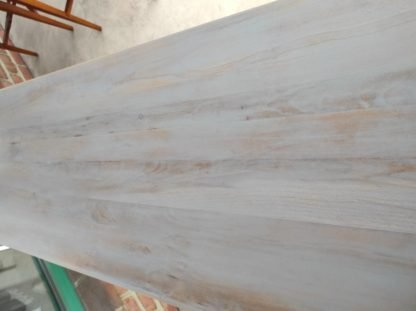 PAINTED ETHAN ALLEN SOFA TABLE 4