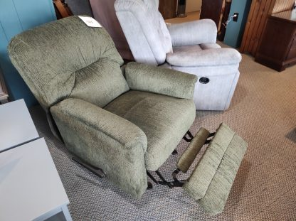 RADAR GREEN RECLINER 2