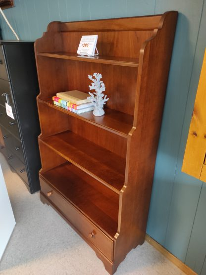 SOLID WOOD HAMMARY BOOKCASE 1