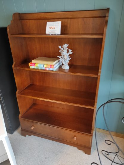 SOLID WOOD HAMMARY BOOKCASE 2