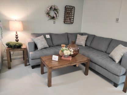 CERULEAN BLUE SECTIONAL 2