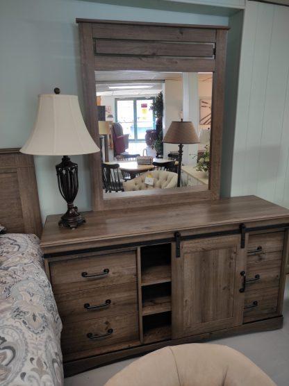 NEW INDUSTRIAL BEDROOM SET 4
