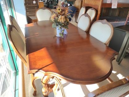 CENTURY DINING TABLE 2