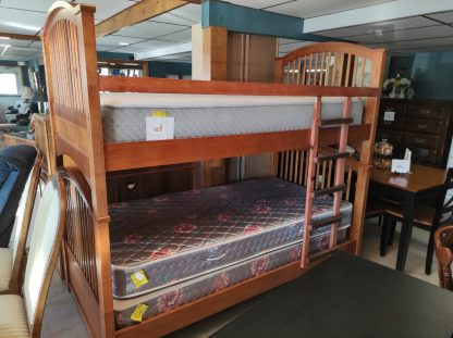 TWIN SIZE BUNK BED FRAMES 1