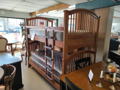 TWIN SIZE BUNK BED FRAMES 2