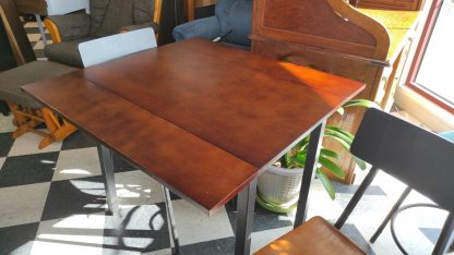 TWO TONE DROP LEAF TABLE 2